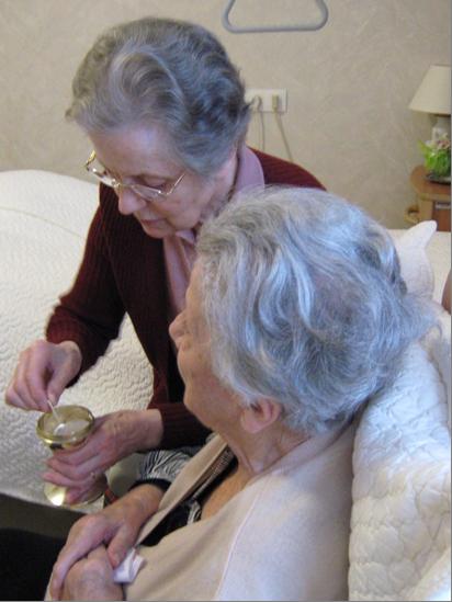 Établissements hébergeant des personnes âgées dépendantes